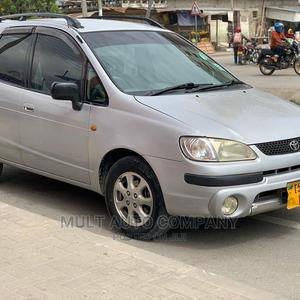 Toyota Corolla Spacio 1998 Silver   Cars for sale in Dar es Salaam, Ilala