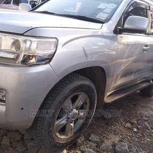 Toyota Land Cruiser 2010 Silver | Cars for sale in Dar es Salaam, Ilala