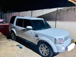 Land Rover Discovery 2012 White   Cars for sale in Dar es Salaam, Kinondoni