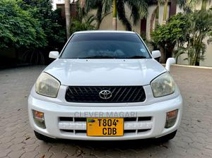 Toyota RAV4 2002 Automatic White | Cars for sale in Dar es Salaam, Kinondoni