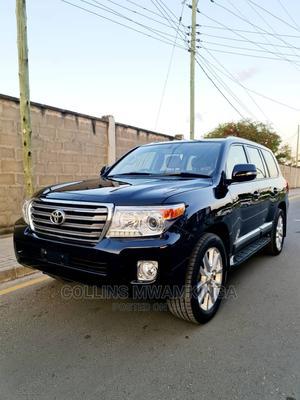 Toyota Land Cruiser 2012 4.5 V8 VXR Black   Cars for sale in Dar es Salaam, Kinondoni
