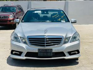 Mercedes-Benz E250 2010 Silver   Cars for sale in Dar es Salaam, Kinondoni