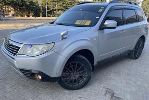 Subaru Forester 2010 Silver | Cars for sale in Dar es Salaam, Kinondoni