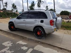 Toyota RAV4 2002 Automatic Silver | Cars for sale in Dar es Salaam, Kinondoni