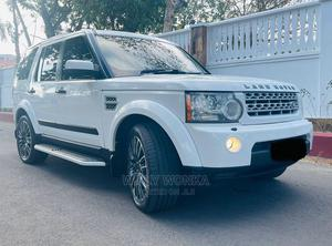Land Rover Discovery 2011 White   Cars for sale in Dar es Salaam, Kinondoni