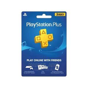 Playstation PLUS Membership   Video Games for sale in Dar es Salaam, Ilala
