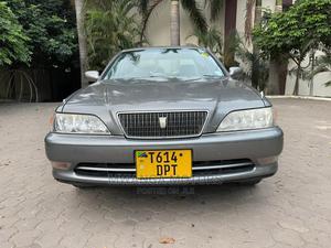 Toyota Mark II 2000 Gray   Cars for sale in Dar es Salaam, Kinondoni