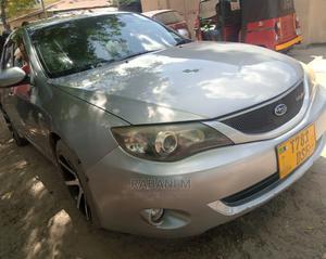 Subaru Impreza 2007 Silver | Cars for sale in Dar es Salaam, Ilala
