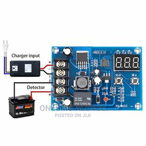 New Automatic Digital Battery Charger Controller.Ns40,N50   Solar Energy for sale in Dar es Salaam, Kinondoni