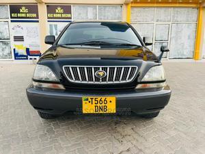 Toyota Harrier 2001 Black | Cars for sale in Dar es Salaam, Kinondoni