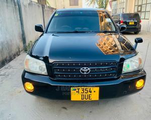 Toyota Kluger 2003 Black | Cars for sale in Dar es Salaam, Kinondoni