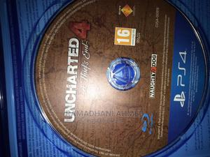 Ps4 Disc Uncharted4   Video Games for sale in Dar es Salaam, Ilala