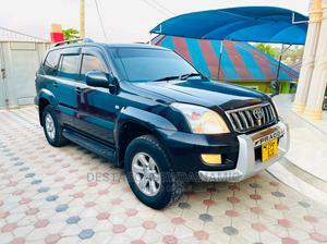 Toyota Land Cruiser Prado 2004 Black | Cars for sale in Dar es Salaam, Kinondoni
