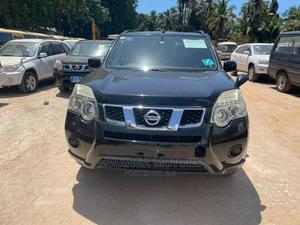 Nissan X-Trail 2010 2.0 Petrol XE Black | Cars for sale in Dar es Salaam, Kinondoni