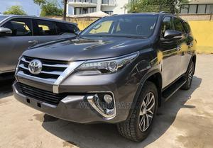 Toyota Fortuner 2015 Gray | Cars for sale in Dar es Salaam, Kinondoni