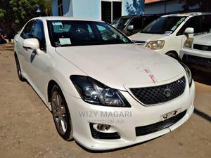 Toyota Crown 2008 White   Cars for sale in Dar es Salaam, Kinondoni