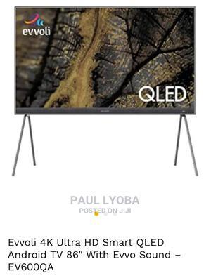 Evvoli QLED Tv | TV & DVD Equipment for sale in Dar es Salaam, Ilala