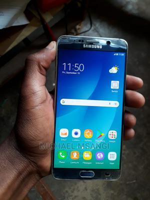 Samsung Galaxy Note 5 32 GB Blue | Mobile Phones for sale in Mbeya Region, Mbeya City