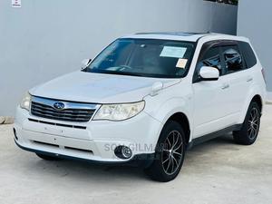 Subaru Forester 2008 White | Cars for sale in Dar es Salaam, Kinondoni
