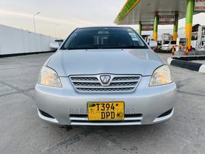 Toyota Allex 2004 Silver   Cars for sale in Dar es Salaam, Kinondoni