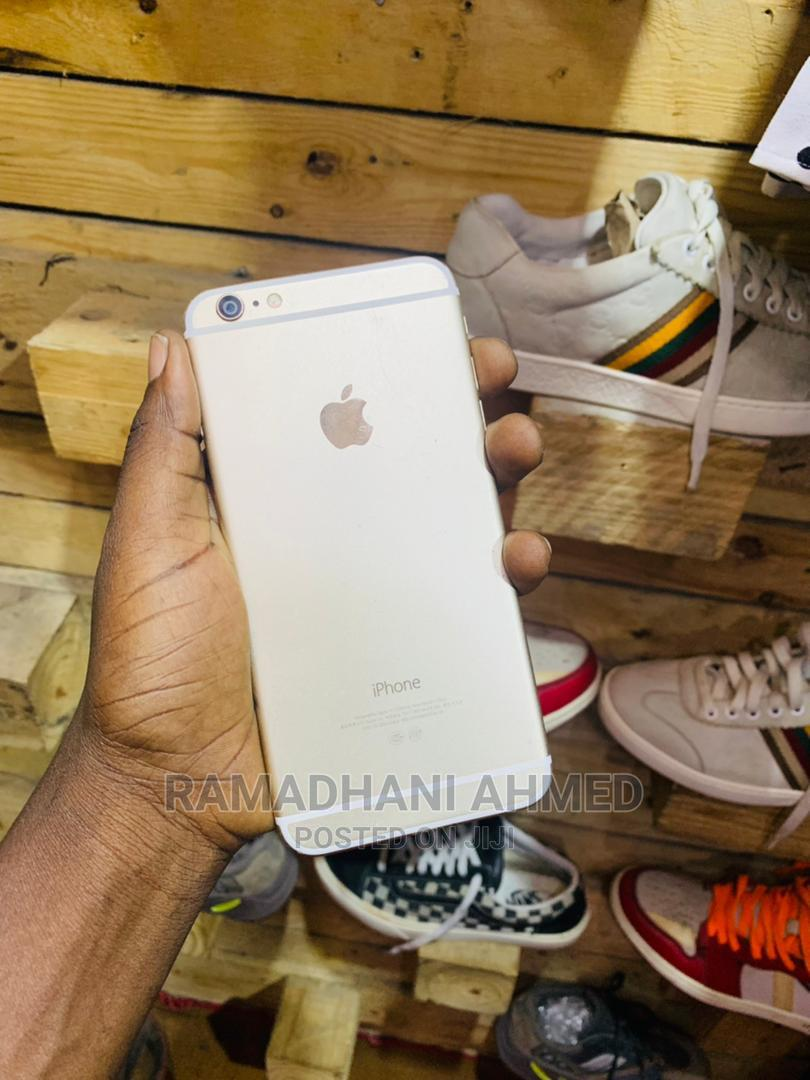 Apple iPhone 6 Plus 16 GB Gold