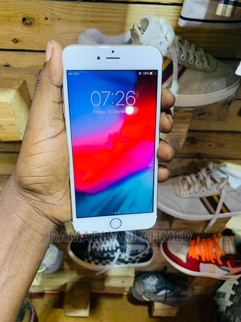 Apple iPhone 6 Plus 16 GB Gold   Mobile Phones for sale in Ilala, Dar es Salaam, Tanzania