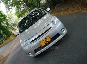 Toyota Raum 2006 Silver   Cars for sale in Dar es Salaam, Kinondoni