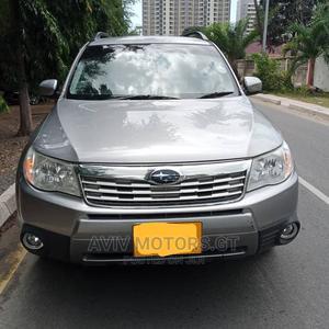 Subaru Forester 2009 Silver | Cars for sale in Dar es Salaam, Kinondoni
