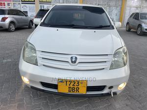 Toyota IST 2004 White | Cars for sale in Dar es Salaam, Kinondoni