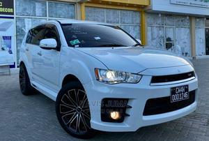 Mitsubishi Outlander 2011 White | Cars for sale in Dar es Salaam, Kinondoni