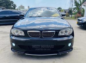 BMW 120i 2004 Black | Cars for sale in Dar es Salaam, Kinondoni