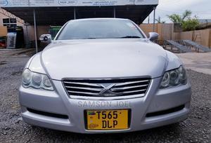 Toyota Mark X 2008 Silver | Cars for sale in Dar es Salaam, Kinondoni