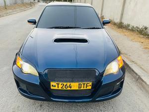 Subaru Legacy 2003 2.5 Automatic Blue   Cars for sale in Dar es Salaam, Kinondoni