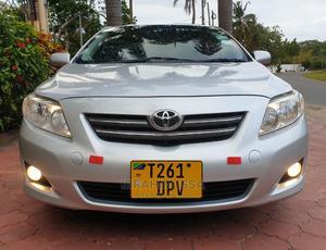 Toyota Corolla 2010 Silver | Cars for sale in Dar es Salaam, Kinondoni