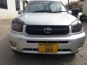 Toyota RAV4 2004 2.0 4x4 Silver   Cars for sale in Dar es Salaam, Kinondoni