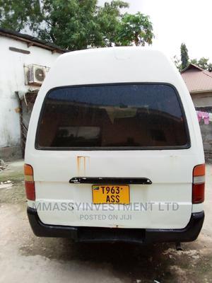 Hiace 1rz Imetumika Vizuri   Buses & Microbuses for sale in Dar es Salaam, Ilala