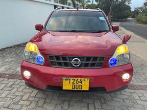 Nissan X-Trail 2007 2.0 Red | Cars for sale in Dar es Salaam, Kinondoni