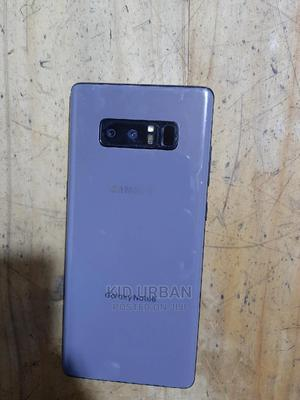 Samsung Galaxy Note 8 64 GB Blue   Mobile Phones for sale in Dar es Salaam, Temeke