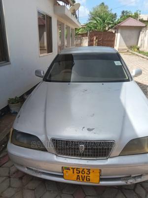Toyota Cresta 2001 Silver   Cars for sale in Dar es Salaam, Kinondoni