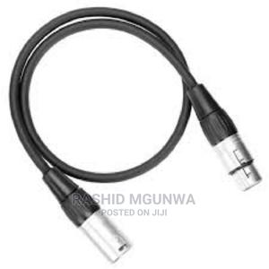 XLR Make to XLR Female Audio Cable 1.5M | Accessories & Supplies for Electronics for sale in Dar es Salaam, Ilala