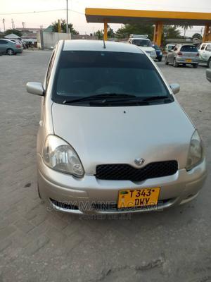 Toyota Vitz 2003 Silver   Cars for sale in Dar es Salaam, Kinondoni