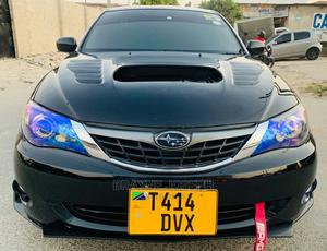 Subaru Impreza 2008 Black   Cars for sale in Dar es Salaam, Kinondoni