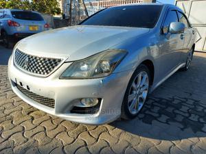 Toyota Crown 2010 Silver | Cars for sale in Dar es Salaam, Kinondoni
