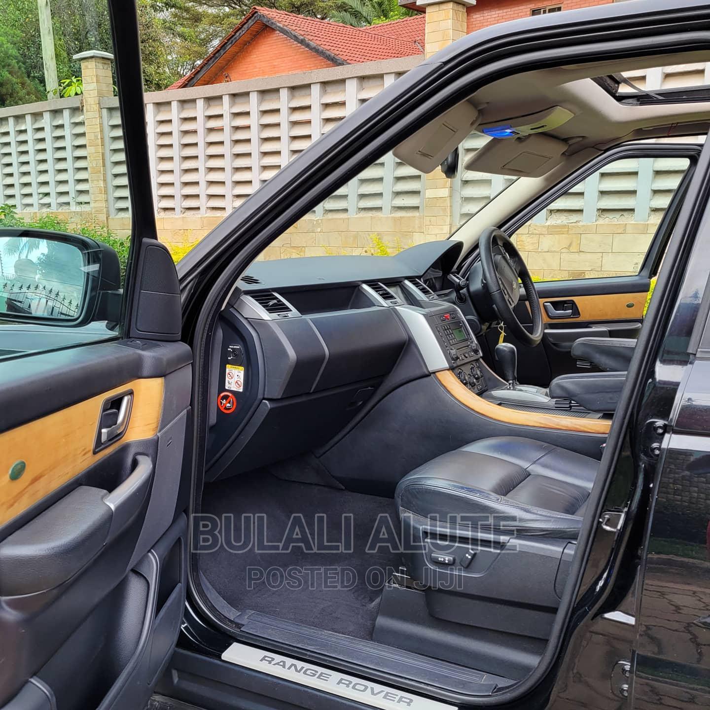 Land Rover Range Rover Sport 2005 Black | Cars for sale in Arusha, Arusha Region, Tanzania
