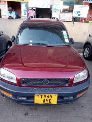 Toyota RAV4 2002 Red   Cars for sale in Dar es Salaam, Ilala