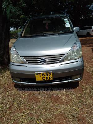 Nissan Serena 2004 Silver   Cars for sale in Dar es Salaam, Kinondoni