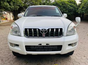 Toyota Land Cruiser Prado 2005 White | Cars for sale in Dar es Salaam, Kinondoni