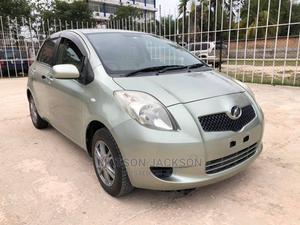 Toyota Vitz 2006 Green   Cars for sale in Dar es Salaam, Kinondoni