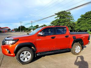 Toyota Hilux 2021 Red   Cars for sale in Dar es Salaam, Kinondoni