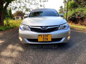 Subaru Impreza 2011 Silver | Cars for sale in Dar es Salaam, Kinondoni